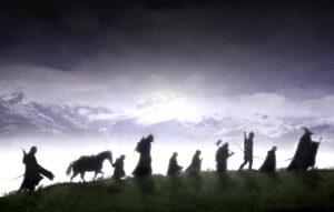 lord of the rings/fellowship